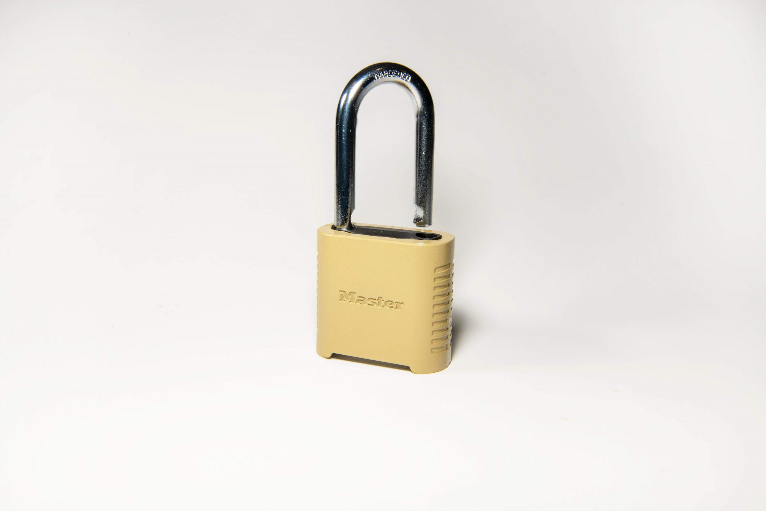 Open Padlock - Web Security