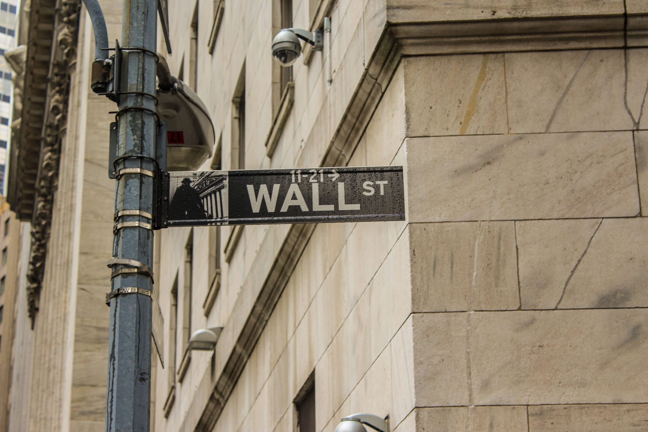 Wall Street - Stocks And SEO Similarities