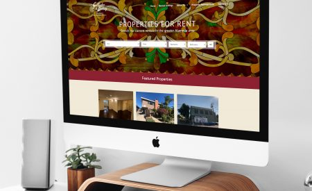 Alameda Rentals Website Redesign