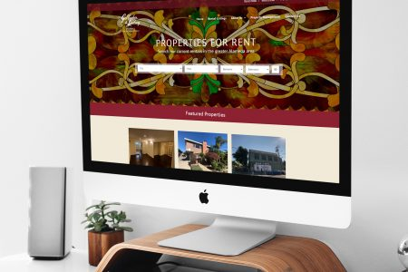 Alameda Rentals Website Redesign